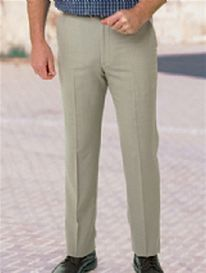 Lightweight Polywool Trousers