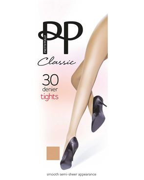 30 Denier Traditional Range Tights