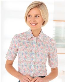 Dawn Floral Pure Cotton Blouse