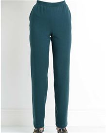 Dark Teal Leisure Trousers