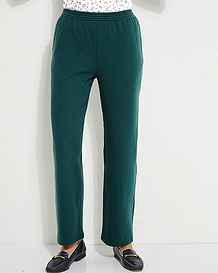 Green Leisure Trousers