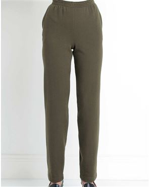 Olive Leisure Trousers