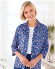 Kimberley Floral Supersoft Viscose Blouse