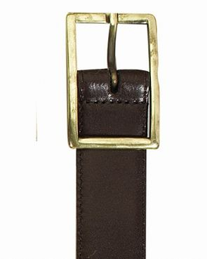 Leather Belt Brown