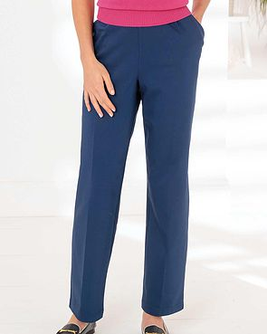 Advertisement Easycare Pull On Trousers