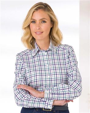 Morgan Country Check Shirt