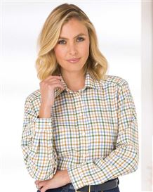 Rowan Country Check Shirt