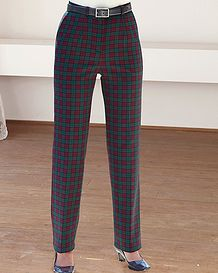 Lindsay Double Layer Trousers