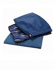 Dark Blue Assorted Boxer Shorts