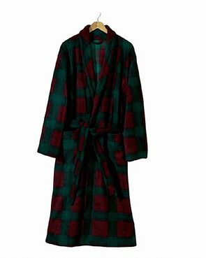 Fleece Gown