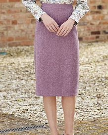 Solway Straight Skirt