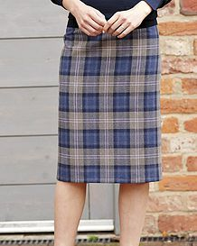 Oban Straight Skirt