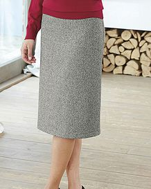 Richmond Straight Skirt
