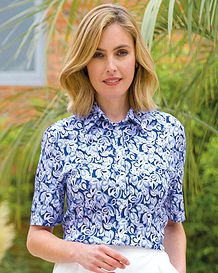 Orla Pure Silky Cotton Blouse