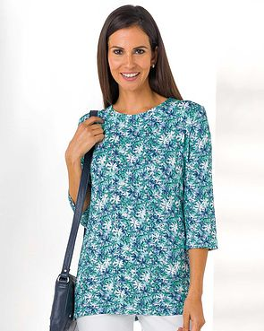 Olivia Supersoft Viscose Tunic
