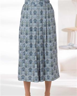 Marian Cotton Mix Skirt
