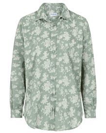 Millicent PolyCotton Floral Blouse