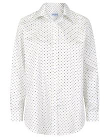Cleo Patterned Pure Cotton Blouse