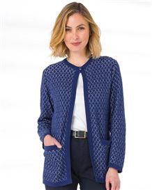 Susanna Pure Cotton Cardigan