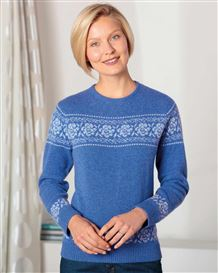 Astrid Fairisle Sweater