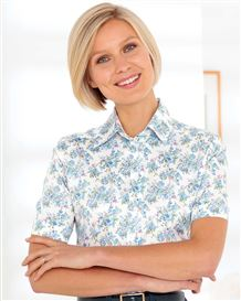 Jennifer Floral Pure Cotton Blouse