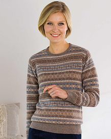 Chloe Fairisle Sweater