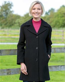 Black Buckland Coat
