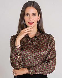 Sophia Liberty Silk Blouse