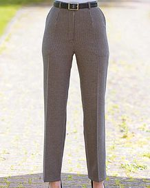 Falmouth Wool Mix Trousers