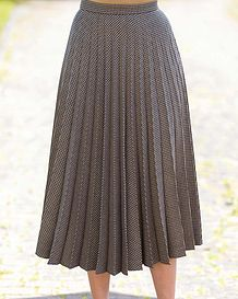 Falmouth Wool Mix Skirt