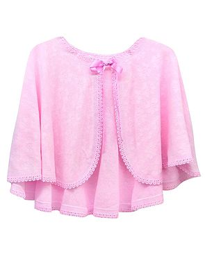 Bed Cape - Pink
