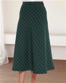 Blackwatch Double Layer Skirt
