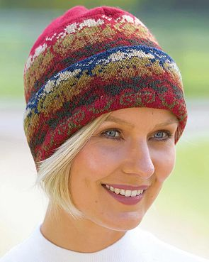 Buttercup Hat - Red