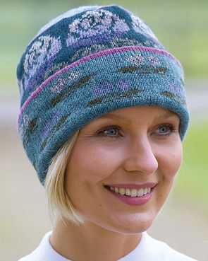 Buttercup Hat - Teal