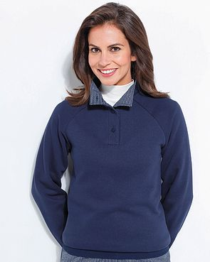 Leisure Sweatshirt Henley